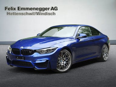 BMW M4 Coupé Competition