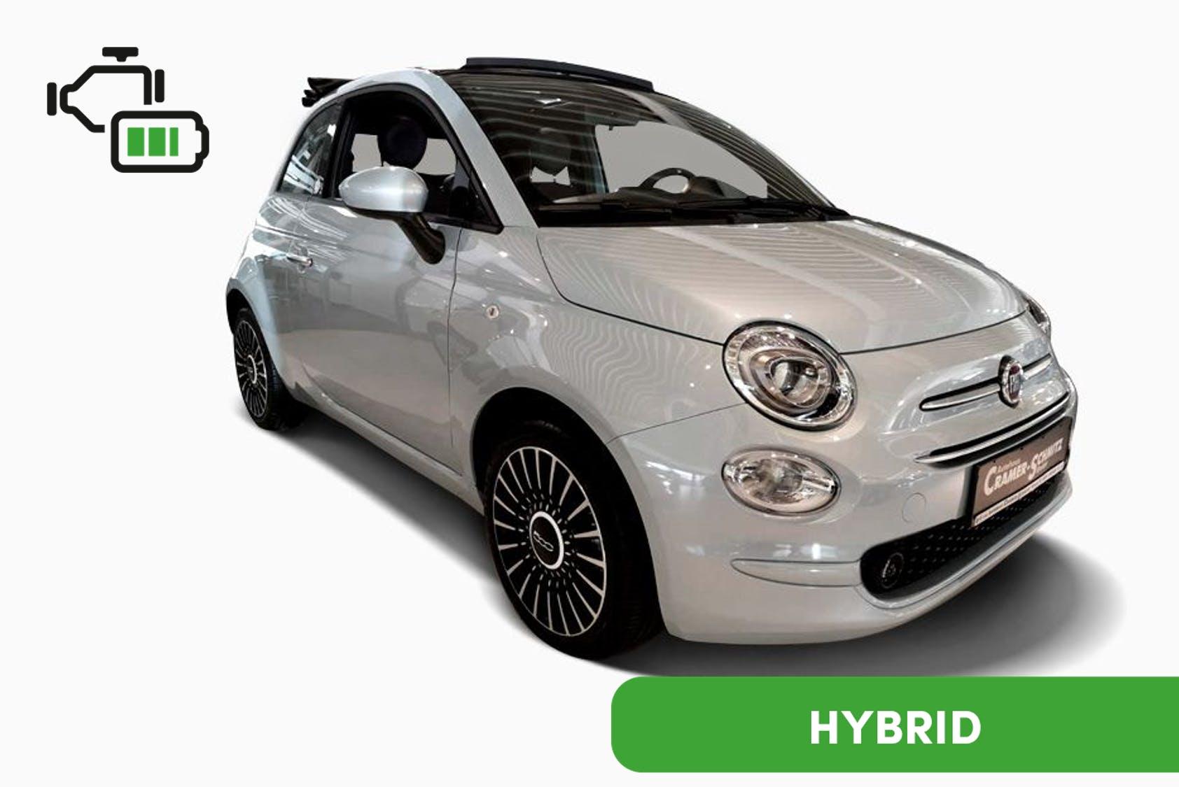 Fiat 500 Cabrio Launch Edition